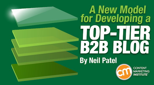 A New Model for Developing a Top-Tier B2B Blog
