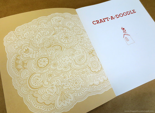 Craft-A-Doodle: Inside Cover