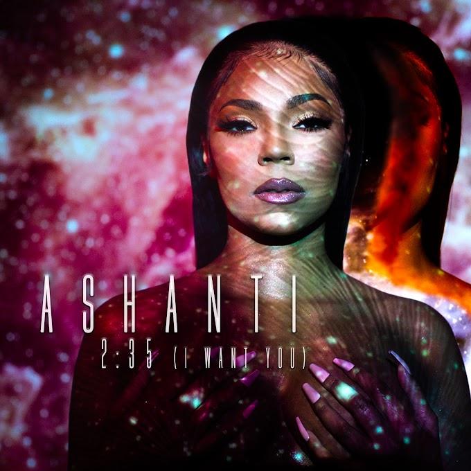 Ashanti - 235 (2:35 I Want You) - Single [iTunes Plus AAC M4A]