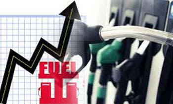 PETROL, DIESEL PRICES UP