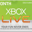 Free Xbox Live - One Month