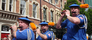 Belfast County Twelfth Orange Parade 2008