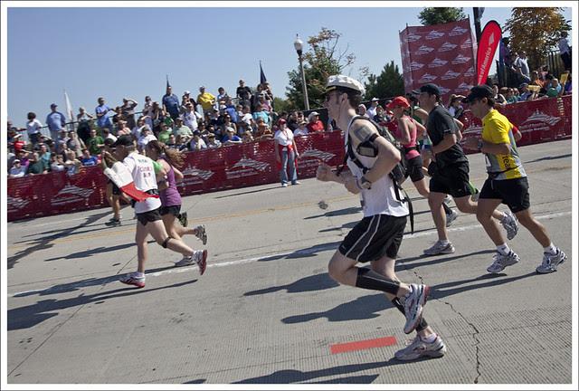 2011-10-09 Chicago Marathon 6