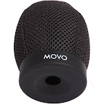 Movo Nylon Windscreen w/acoustic Foam for Shotgun Mics WST80