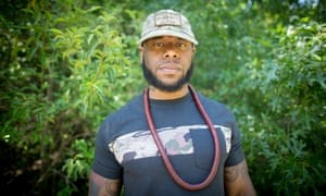 Rakem Balogun on being secretly watched by the FBI: 'It's tyranny at its finest.'