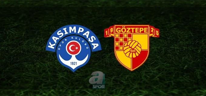 Kasımpaşa - Göztepe maçı Canlı maç izle,Kasımpaşa - Göztepe canlı izle