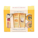 Burts Bees 6-Piece Tips and Toes Kit