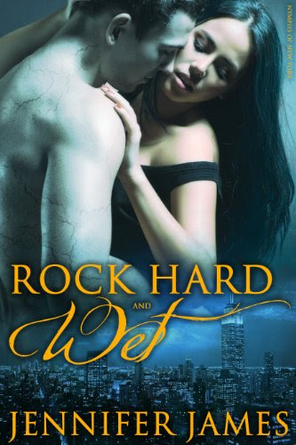 Rock Hard And Wet (BBW Paranormal Romance) (Nymphs Of New York) by Jennifer James