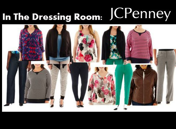 In The Fitting Room: JCPenney