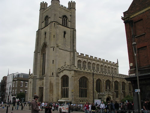Great St Mary's