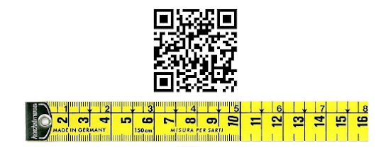 What is the minimum size for a QR- Code? - QR-Code