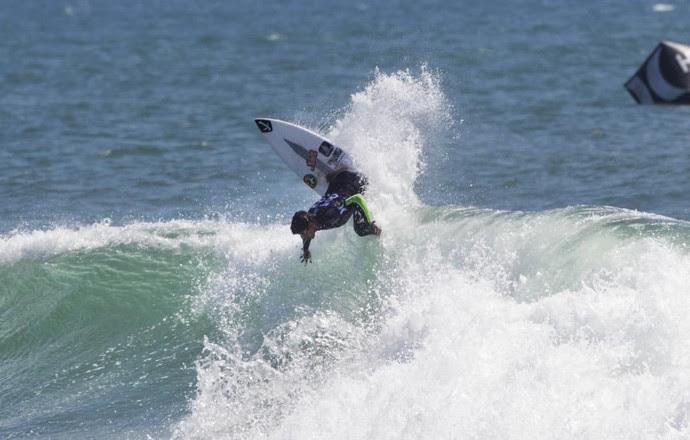 Alex Ribeiro quarta fase Trestles surfe (Foto: Divulgação/WSL)