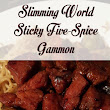 Sticky 5 Spice Gammon - Slimming World Recipe - Shell Louise
