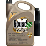 Roundup 5004010 Extended Control Weed/grass Killer Plus Weed Preventer Ii, 1-gal