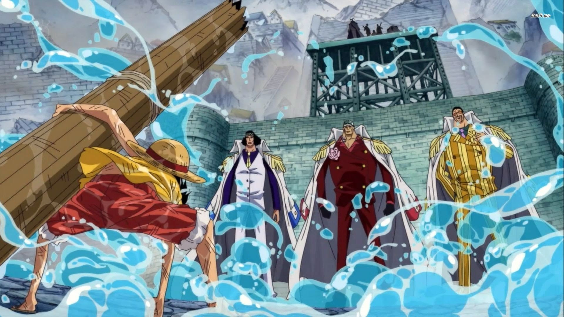 One Piece Wallpaper 1920x1080 (78+ images)