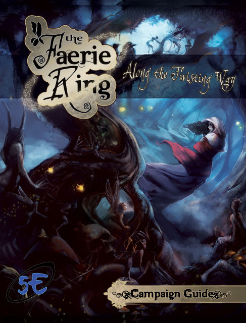 The Faerie Ring: Campaign Guide PDF (5E)
