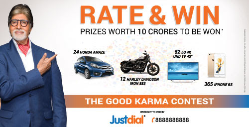 Good Karma Contest