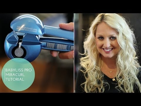 Babyliss Pro Nano Titanium Miracurl - Beautiful Curls Effortlessly!