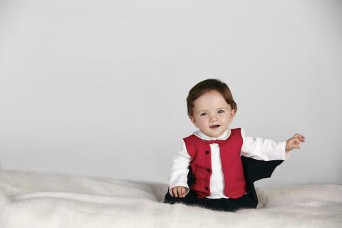 Mamas & Papas vampire costume - lifestyle