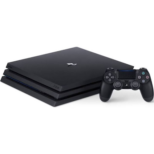 PlayStation 4 Pro - 1 TB - Jet Black