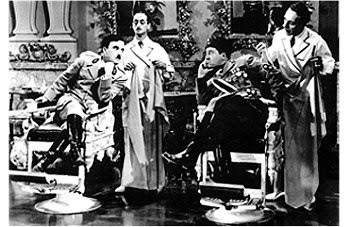 Barbearia Chaplin