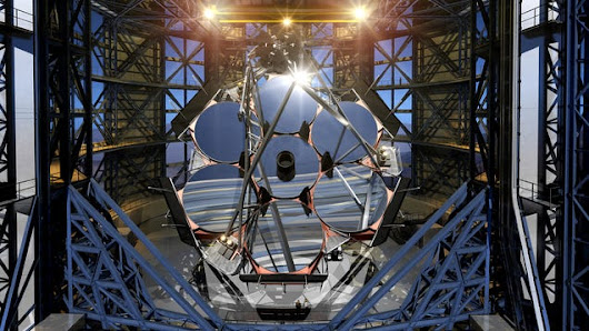 World's Largest Telescope Begins Construction