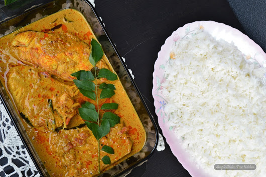 SriLankan Style Fish Curry