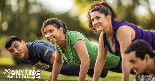 Free Workout Saturdays - Anytime Fitness
