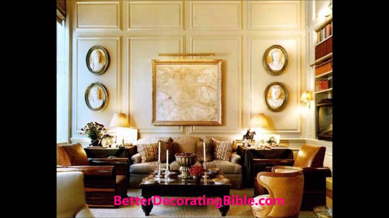 Spacious Interior Decorating ...