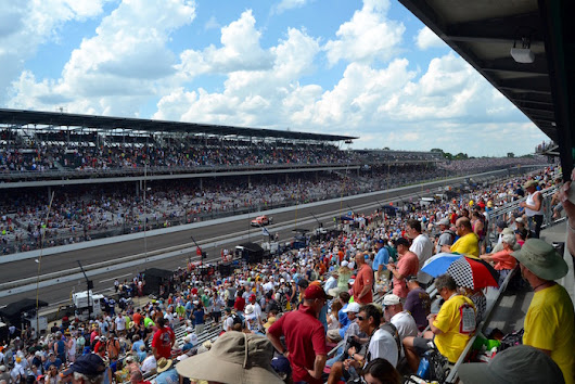 The Indianapolis 500 in Review | Tall Girl Big World