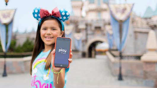 New Disneyland app to play while you're waiting in line