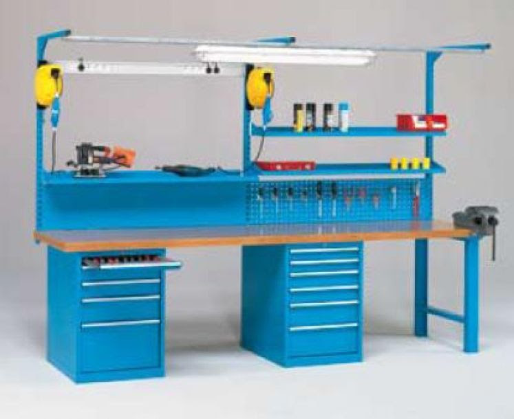 Dormitorio muebles modernos mesa para taller - Mesa de trabajo bricolaje ...