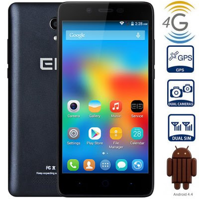 Elephone P6000 now only $112.98 with Lollipop