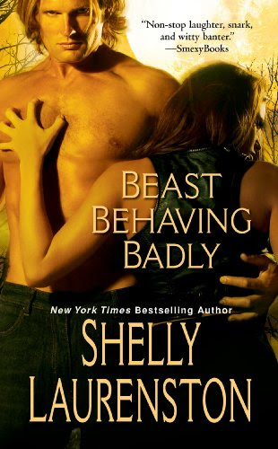 Beast Behaving Badly (The Pride Series) by Shelly Laurenston