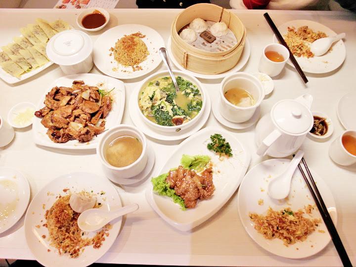 nanxiang steam bun restaurant food
