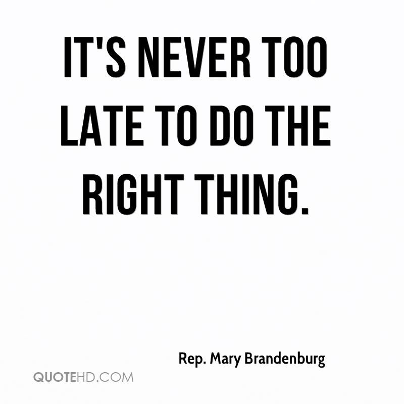 Rep Mary Brandenburg Quotes Quotehd