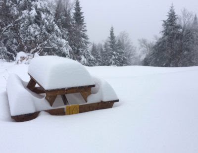 Season's First Snow: A New Hope | NY Ski Blog