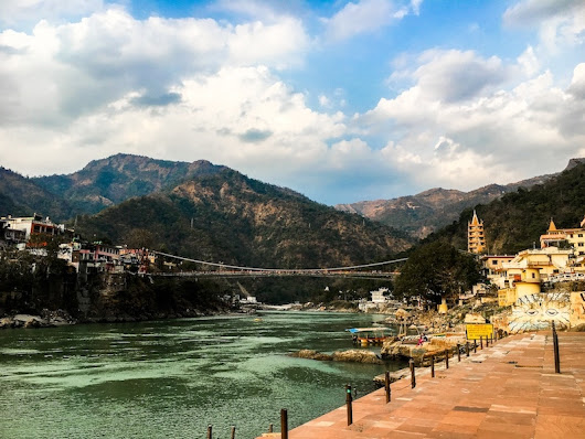 Finding Soul in Rishikesh, India. - Mindful Travel | Soul Travel Blog