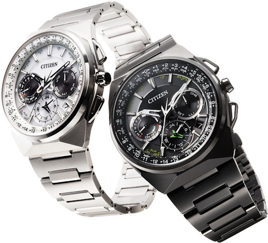 Citizen Eco-Drive Satellite Wave F900 Watch For Baselworld 2015 | aBlogtoWatch