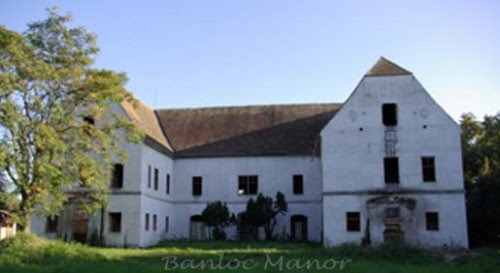 Banloc Manor as it looks today