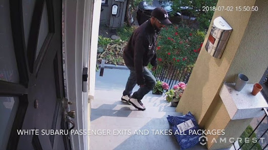 Is Man In Oakland Crocker Highlands A Package Thief? Folks On Nextdoor Think so