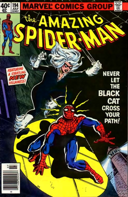 The Amazing Spider-Man #194 (July 1979): The B...