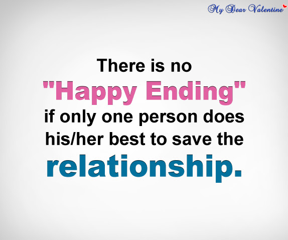 Quotes About Happy Ending Relationship 22 Quotes