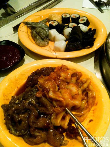 Lunch @ Seoul Garden, One Utama