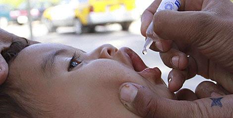 Campaña de vacunación en Afganistán.| EFE | Jalil Rezayee