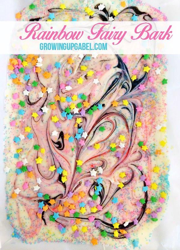 http://growingupgabel.com/rainbow-fairy-white-chocolate-bark-recipe/