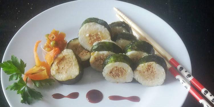 Resep Nasi Cakalang Pampis Ala Sushi Oleh Selli Salbiah