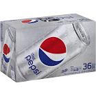 Diet Pepsi - 36 pack, 12 fl oz cans