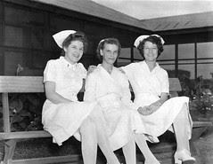 World War II nurses