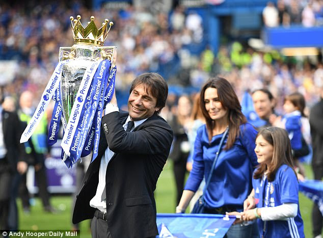 Antonio Conte has food for thought as he looks to strengthen Chelsea's squad for next season